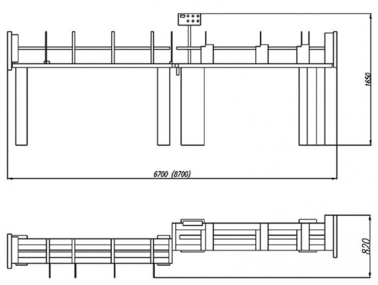 216W-219W Rysunek Techniczny