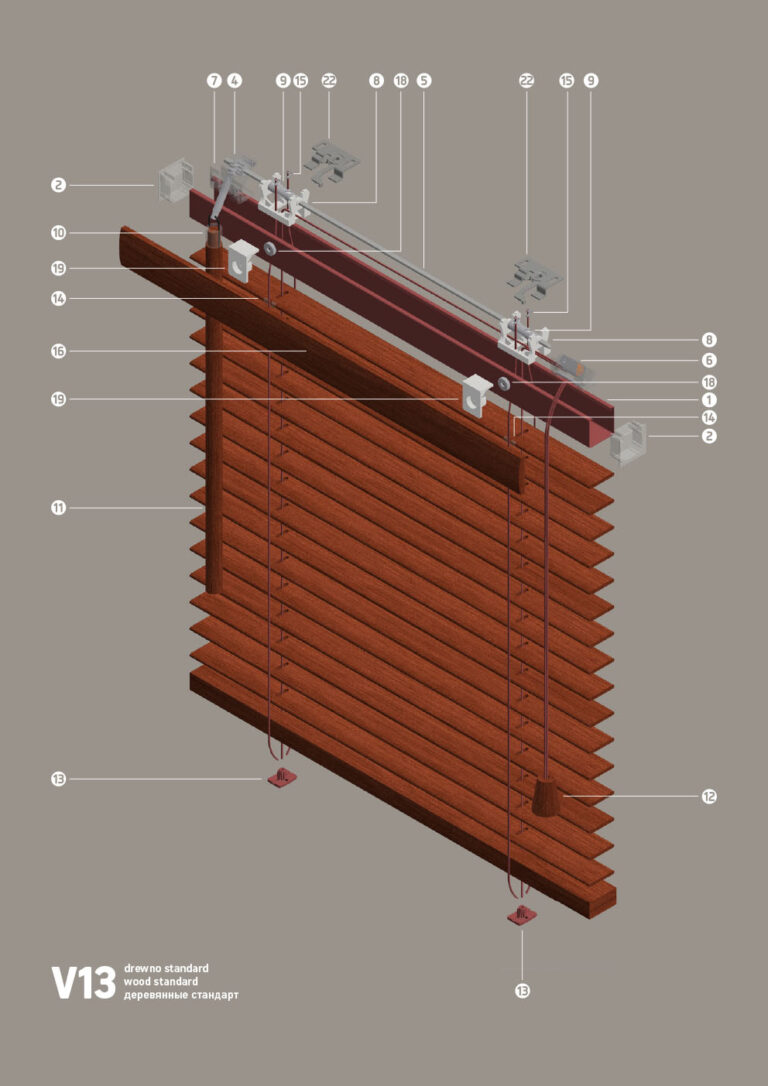 V13 Drewno Standard