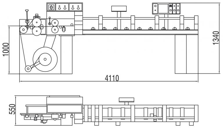 M420 Rysunek Techniczny