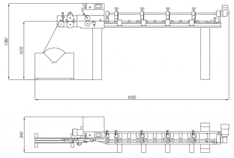 M450 Rysunek Techniczny