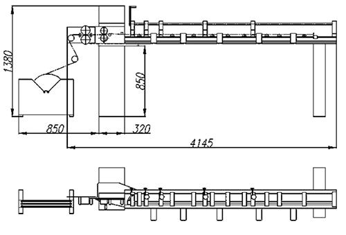 M600 Rysunek Techniczny