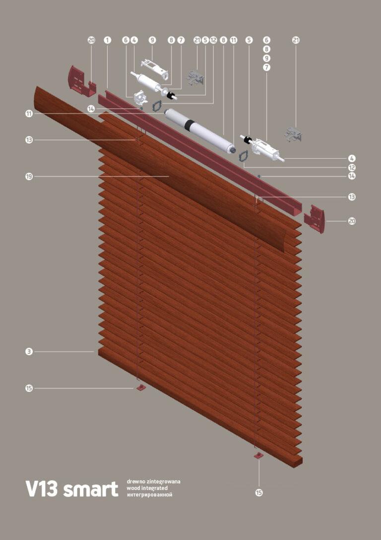 V13 Smart wood