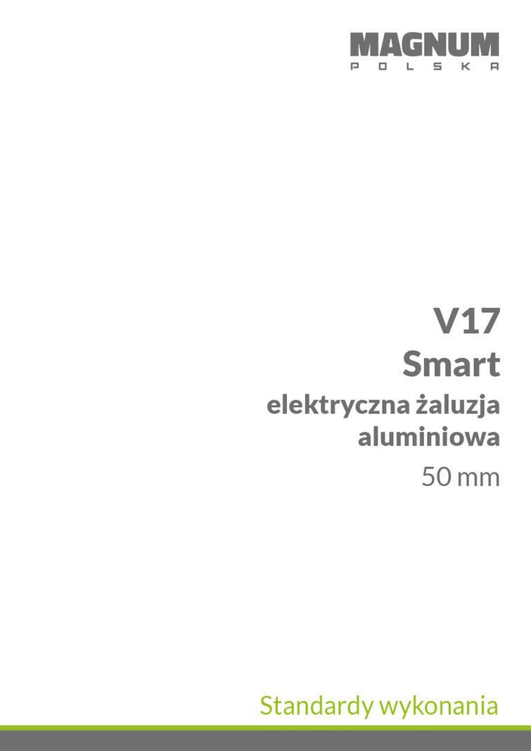 V17 smart Standardy Wykonania