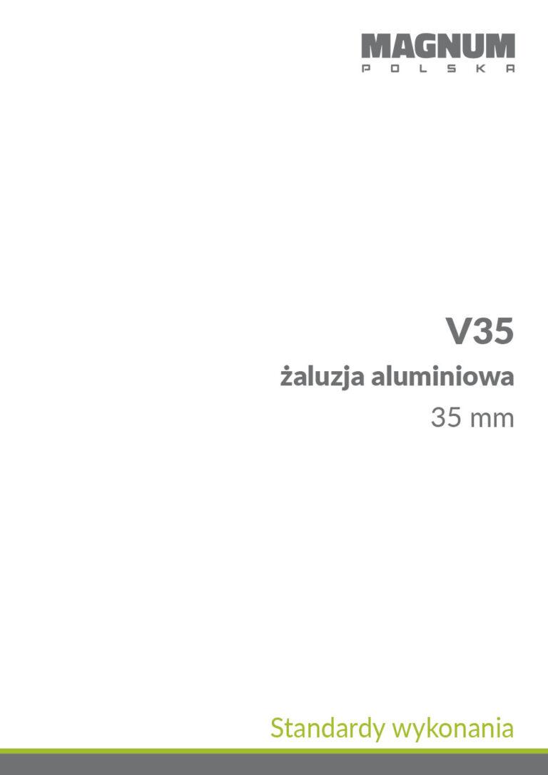 V35 Standardy Wykonania