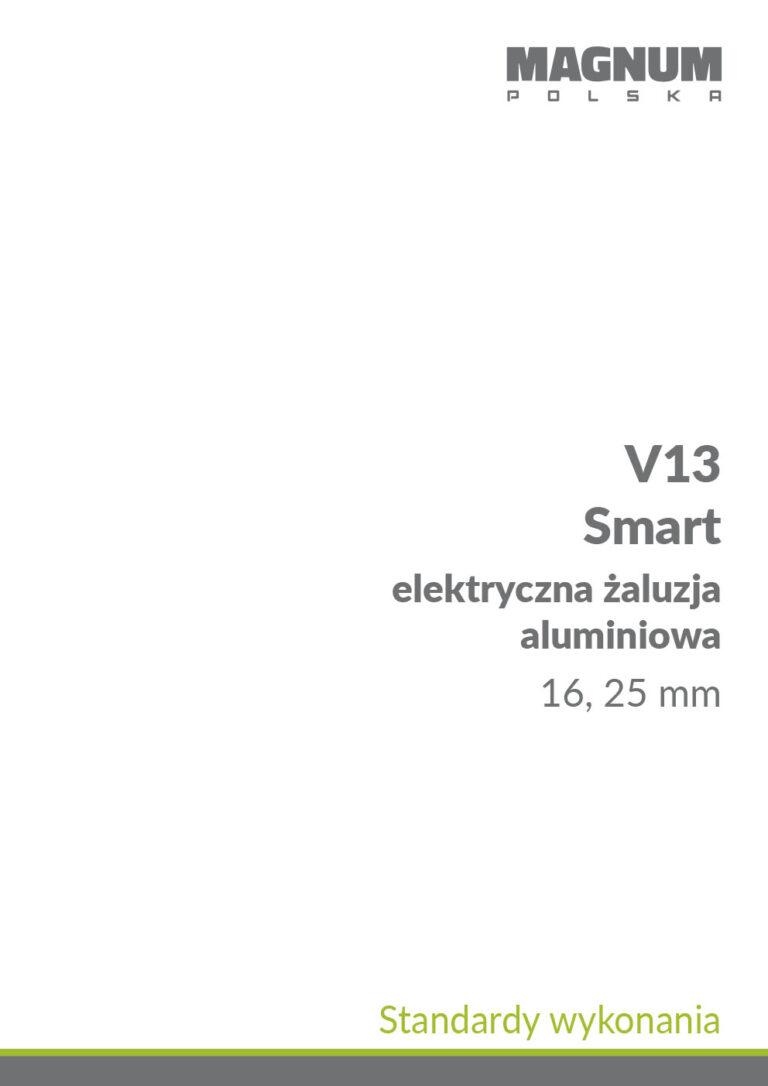 V13 Smart Standardy Wykonania